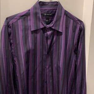 Beautiful color men's dress shirt